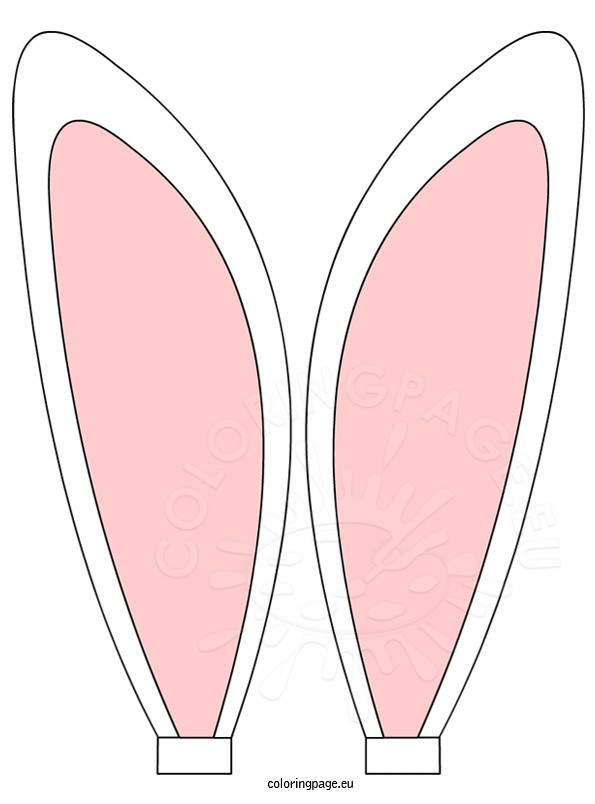 283 Bunny Ears free clipart.