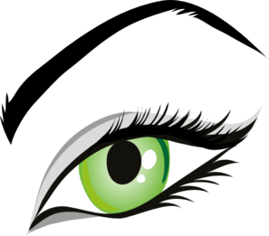 Eyeball eye clipart clipart cliparts for you image #27715.