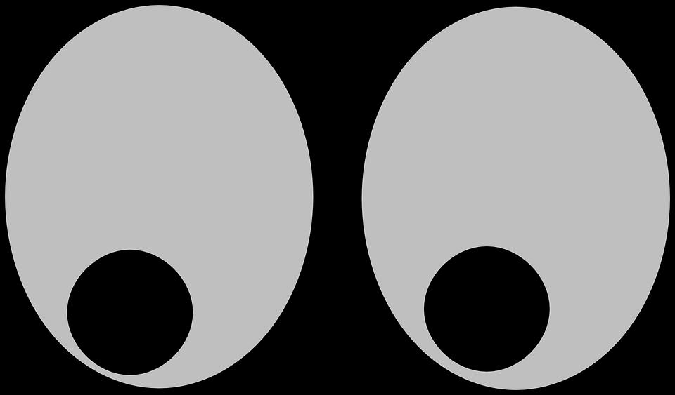 Free vector graphic: Eyes, Visual, Sight, Vision, See.
