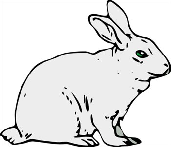 Bunny free rabbits clipart free clipart graphics images and.