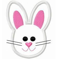 Bunny head clipart 3 » Clipart Portal.
