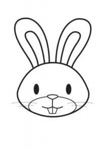 Bunny head clipart » Clipart Station.