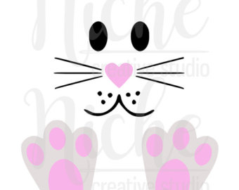 Bunny nose clipart 2 » Clipart Station.