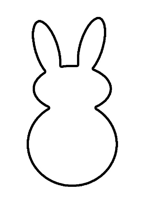 Free Rabbit Outline, Download Free Clip Art, Free Clip Art on.