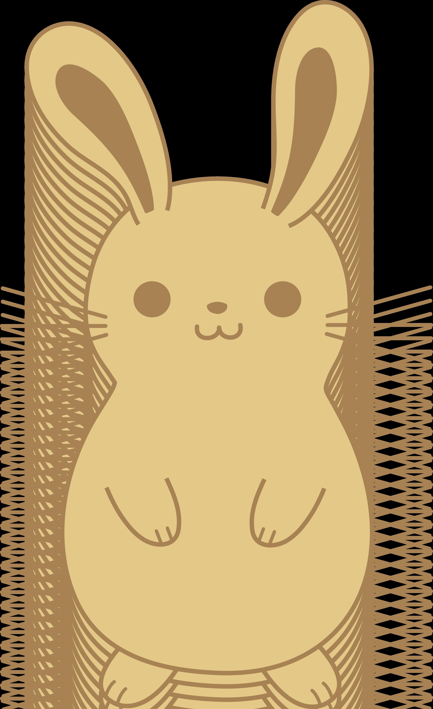 Bunny rabbit clip art clipartcow.