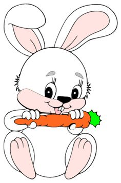 Bunny rabbit clipart free graphics of rabbits and bunnies 2.