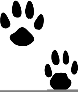 Pawprint clipart bunny, Pawprint bunny Transparent FREE for.