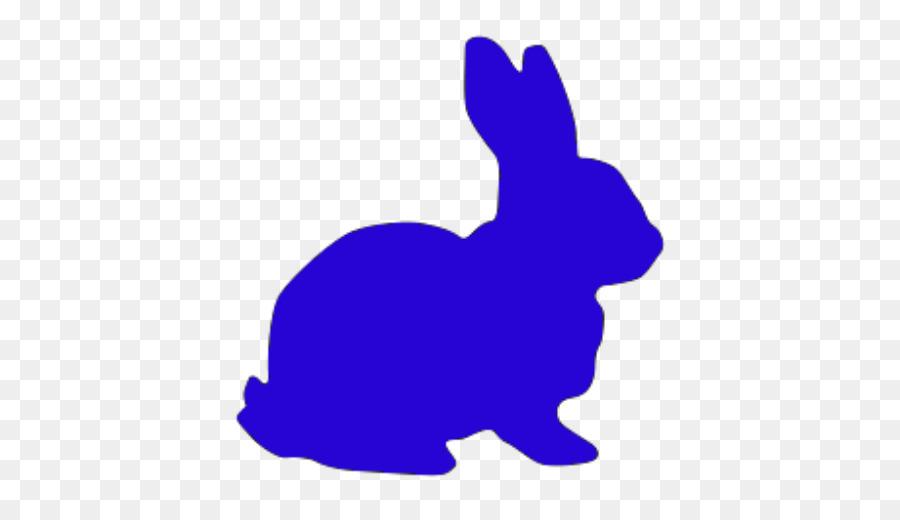 Hare Easter Bunny Clip art Rabbit Silhouette.
