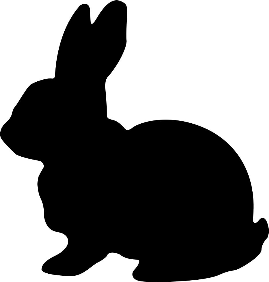 Hare Easter Bunny Rabbit Clip art.
