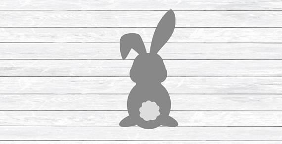 Rabbit Tail Clipart.