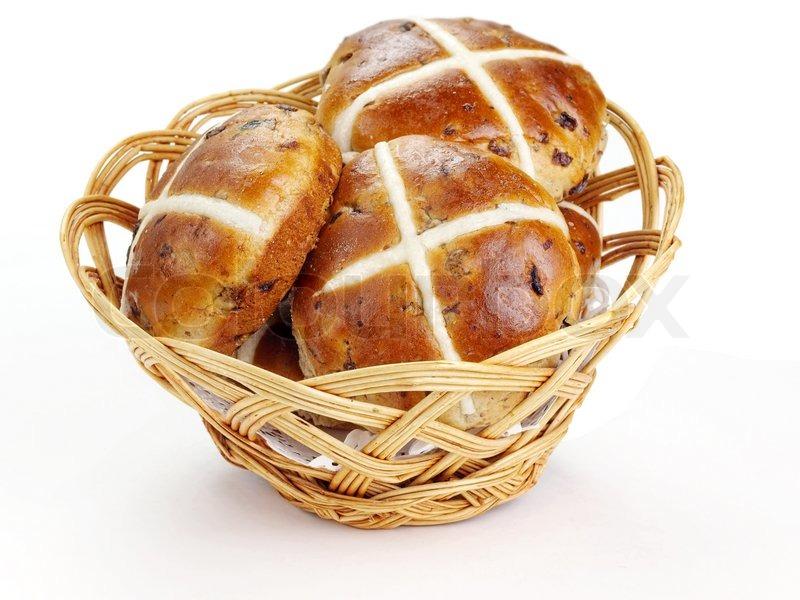 Clipart hot cross buns.