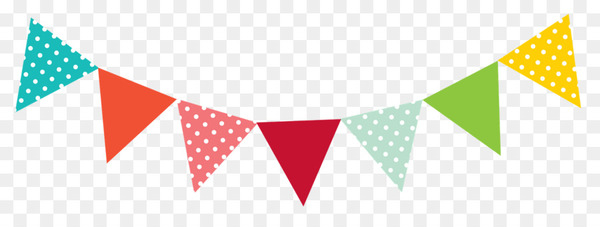 Bunting Banner Pastel Clip art.