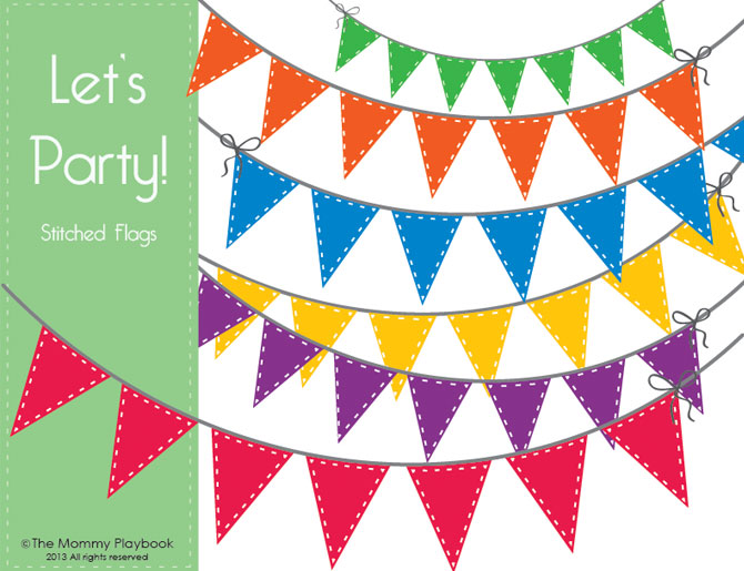 Free Bunting Flag Cliparts, Download Free Clip Art, Free.