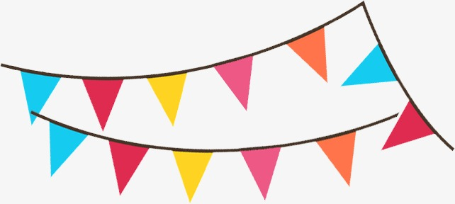 Bunting clipart free 4 » Clipart Station.