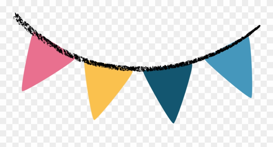 Bunting Clipart (#1072651).
