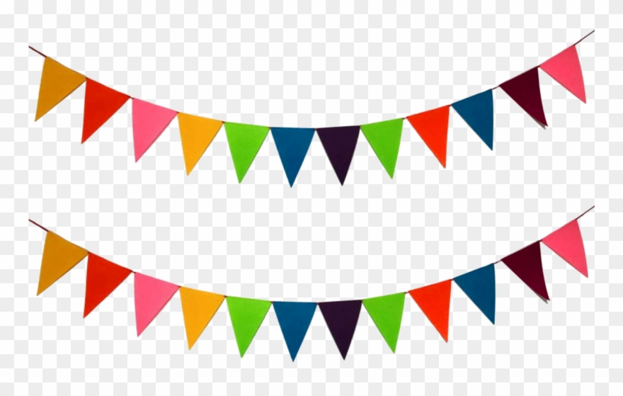 Banner Bunting Clowncore Circus Aesthetic Png Pngs.