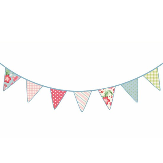 Afternoon tea bunting clipart 5 » Clipart Station.