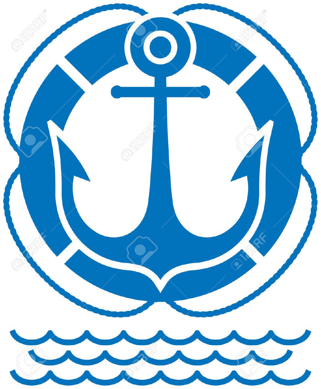 Ocean buoy clipart.
