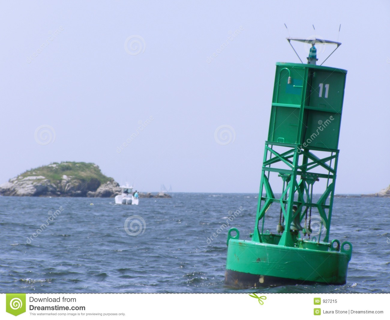 Channel Marker Buoy Stock Photos, Images, & Pictures.