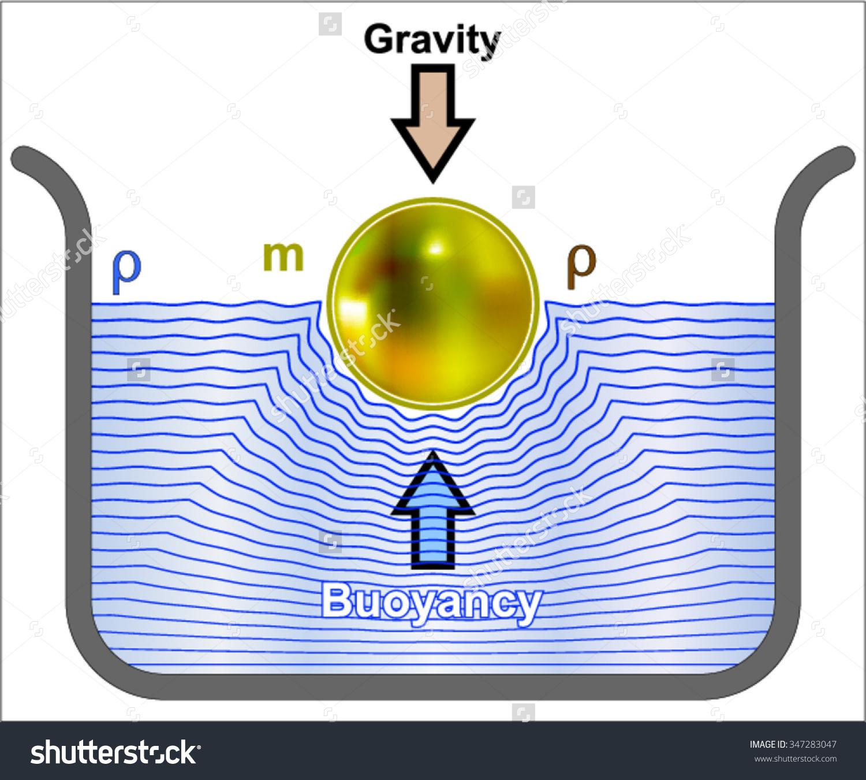 Buoyancy clipart #6