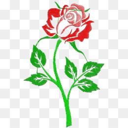 Flores Rosas PNG.