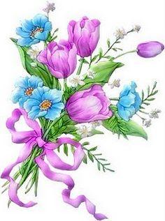 472 melhores imagens de Bouquets de flores.