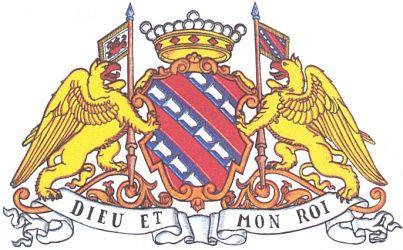 Znak rodu de Longueval.