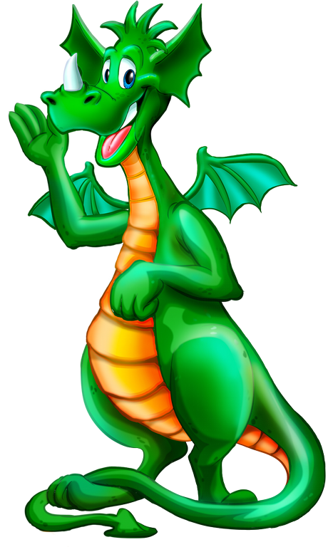 Dragon Images For Kids.