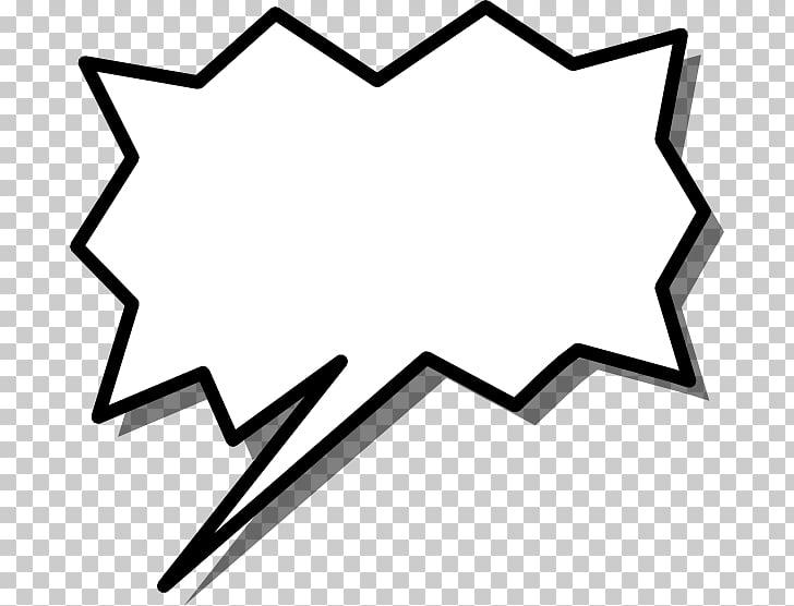 Discurso globos gráficos texto cómics, llamada PNG Clipart.