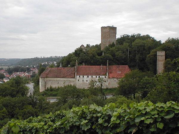 Burg Ehrenberg (Neckar).
