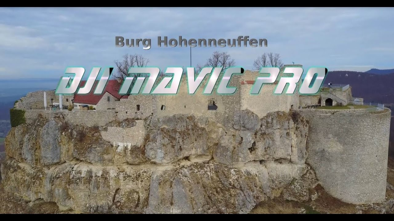 Burg Hohenneuffen 4k #DJI MavicPro#Nr.16.