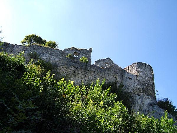 Burg Hohenurach.