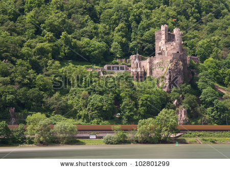 Castle Hill Stock Photos, Royalty.