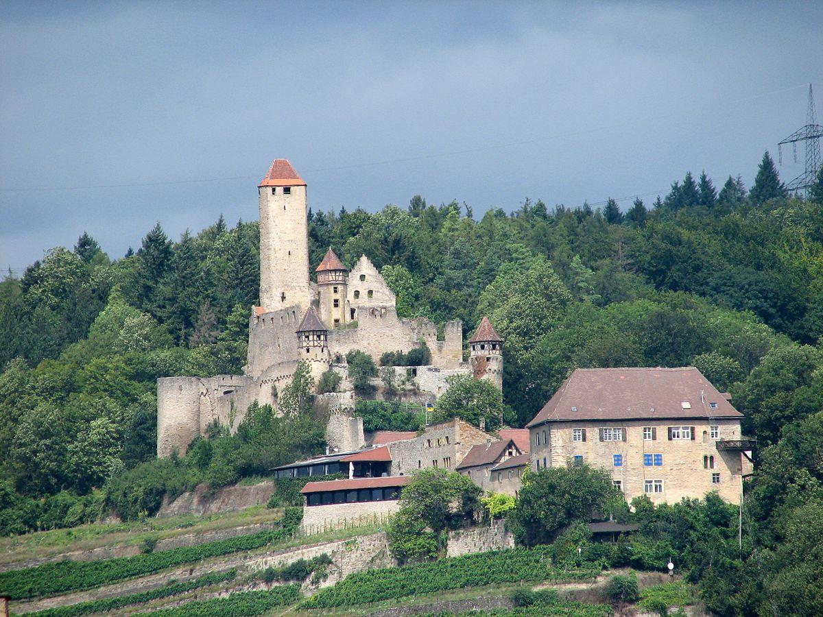 Hornberg Castle (Neckarzimmern).