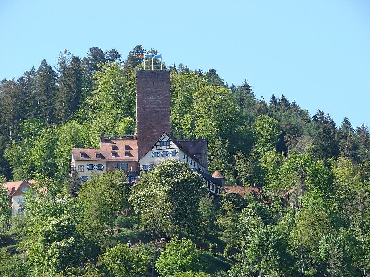 Liebenzell Castle.