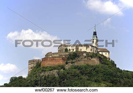 Picture of Austria, Steiermark, Guessing castle, Burgenland County.