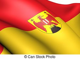 Flag of burgenland austria Illustrations and Clip Art. 39 Flag of.