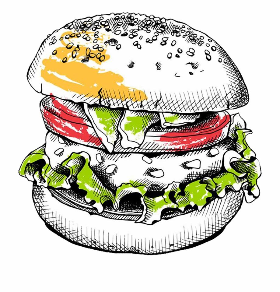 Backyard Burger Clipart , Png Download.