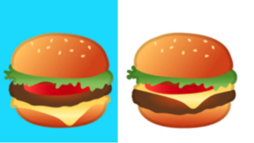 Google Has Fixed It's Burger Emoji After Social Media Passed Its.