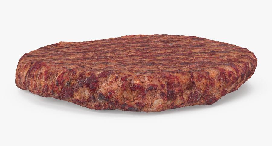 Burger Patty 3D Model $19.