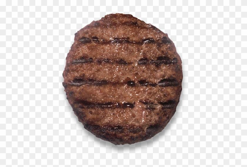 Burger Transparent Patty.
