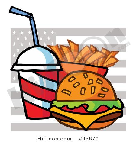 Burger Clipart.