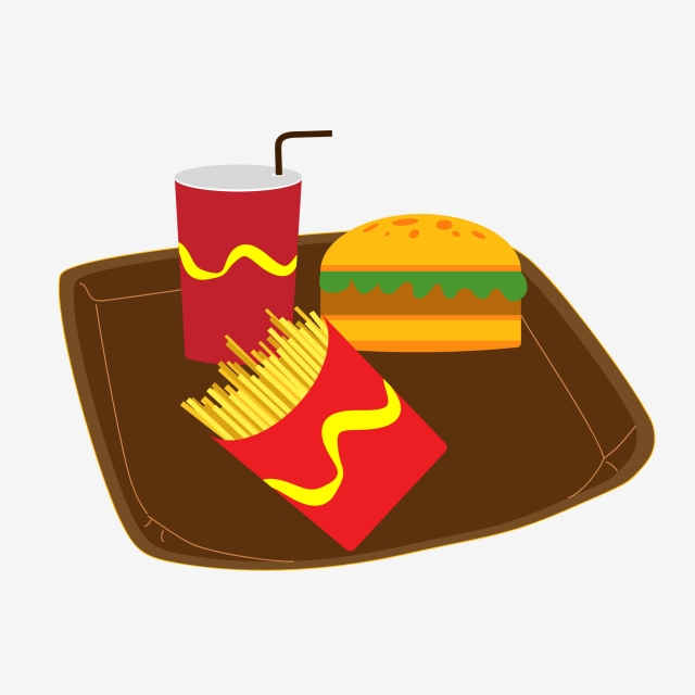 Cola Burger French Fries Package, Pie, Baking, Fried Potatoes PNG.
