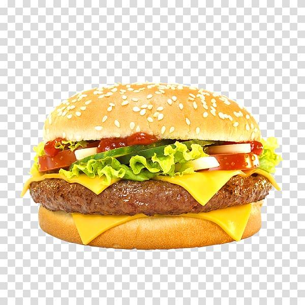 Hamburger, Hamburger Fast food French fries Fried chicken Chicken.