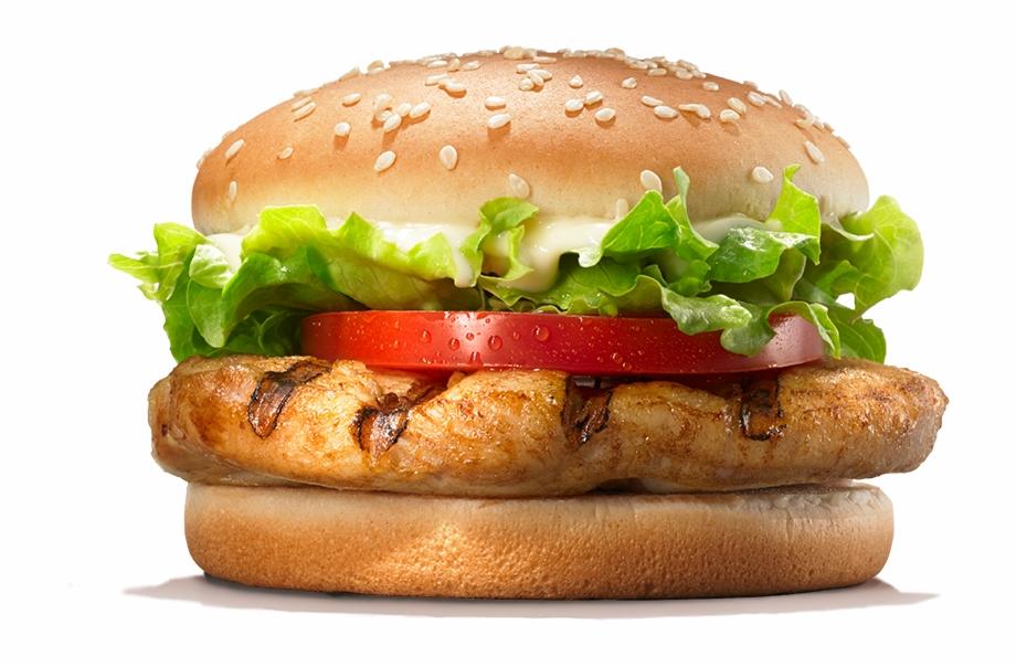 Chicken & Fish Burgers.