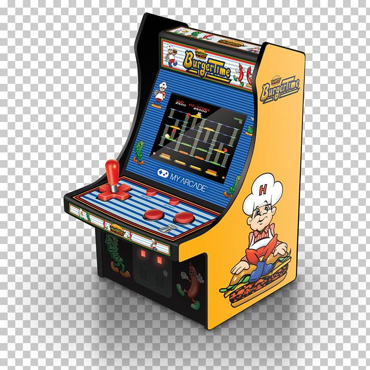 BurgerTime Data East Arcade Classics Pac.