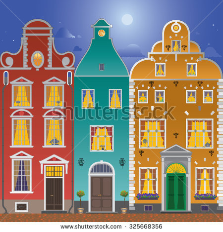 Dollhouse Vector Stock Photos, Royalty.