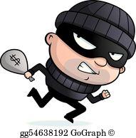 Burglar Clip Art.