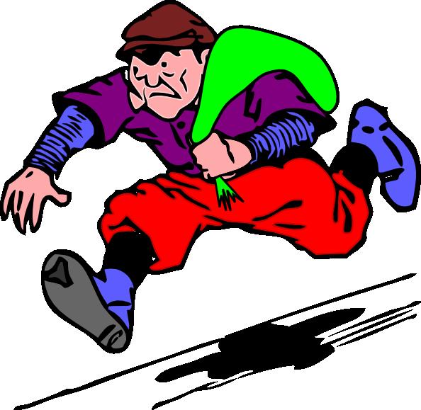 Free to Use & Public Domain Burglar Clip Art.