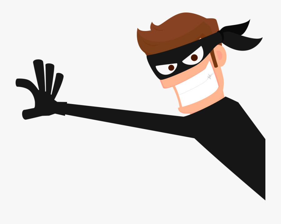 Thief Clipart.